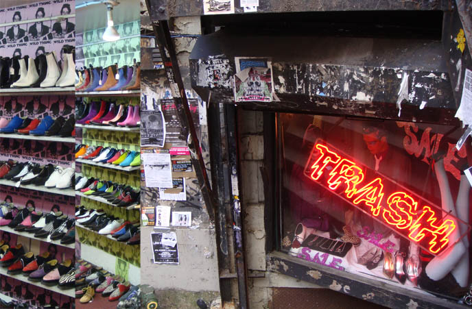 Vintage Clothing Stores Nyc Manhattan Photos